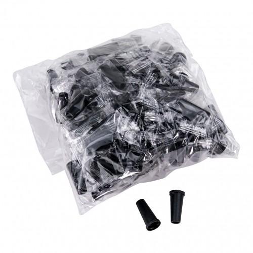 Мундштуки черные (100 шт)