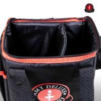 Amy Deluxe 116.03 Alu Mini Bag Black